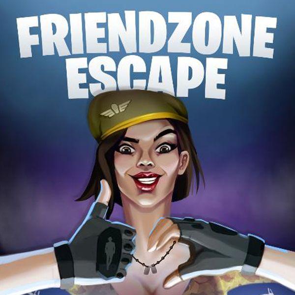 Imagem principal do produto Friendzone escape Para Caballeros