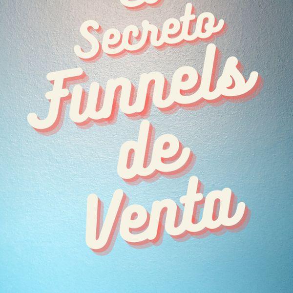 Imagem principal do produto El Secreto Funnels de Venta