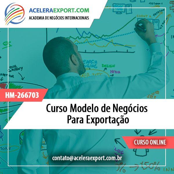Imagem principal do produto Curso Modelo de Negócios para Exportação