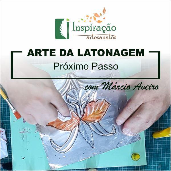 Imagem principal do produto Arte da Latonagem - Próximo passo
