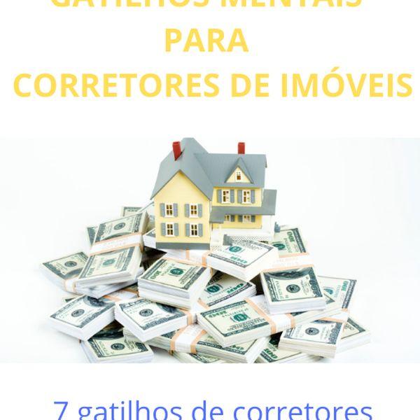 Imagem principal do produto Gatilhos mentais para Corretor de imóveis