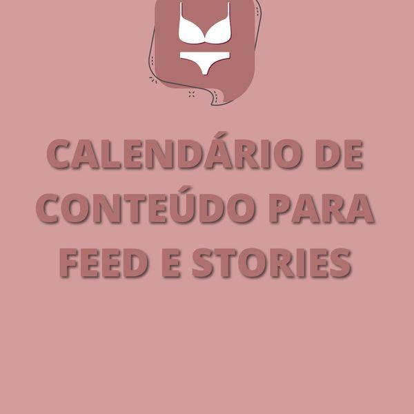 Imagem principal do produto CALENDÁRIO DE CONTEÚDO
