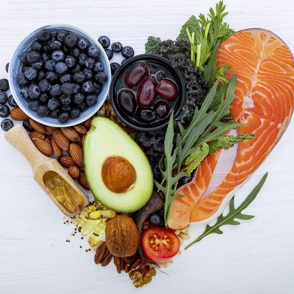 Imagem principal do produto Dieta balanceada