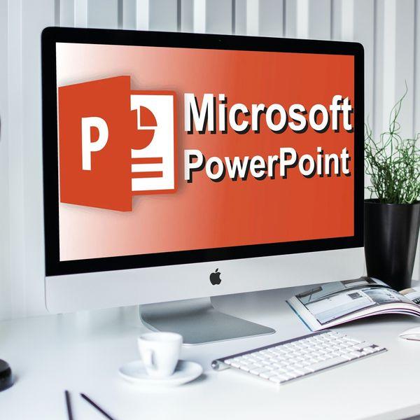 Imagem principal do produto  Curso de Power Point-Aprende todas las herramientas