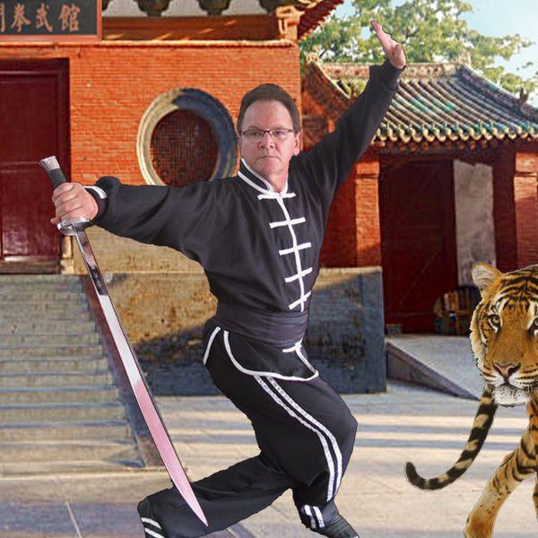 Imagem principal do produto 14º - FACÃO DO TIGRE -Cauda de Tigre Simples