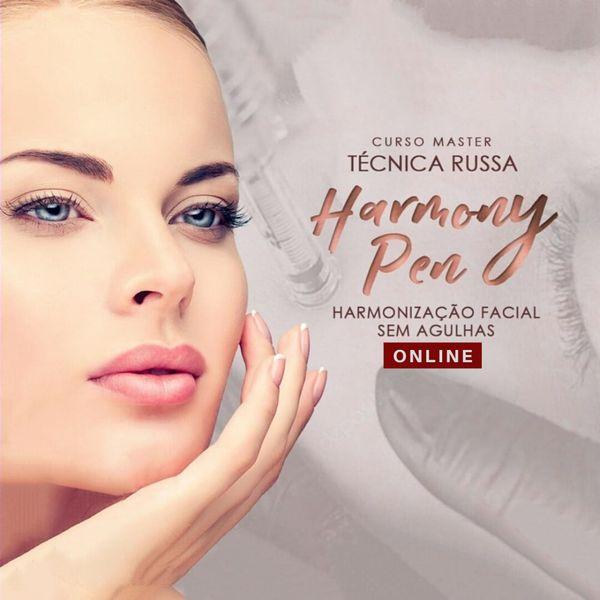 Imagem principal do produto Harmony Pen Online - Gabi Antelmi