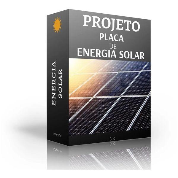 Imagem principal do produto Guia Definitivo de Fabricação, Montagem e Instalação do Sistema Autônomo de Energia Solar Residencial.