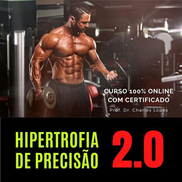Imagem principal do produto Hipertrofia de Precisão - 2.0