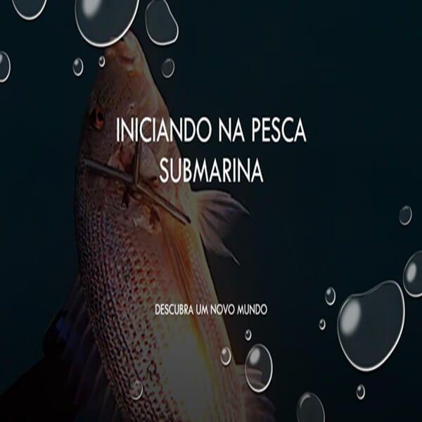 Imagem principal do produto INICIANDO NA PESCA SUBMARINA