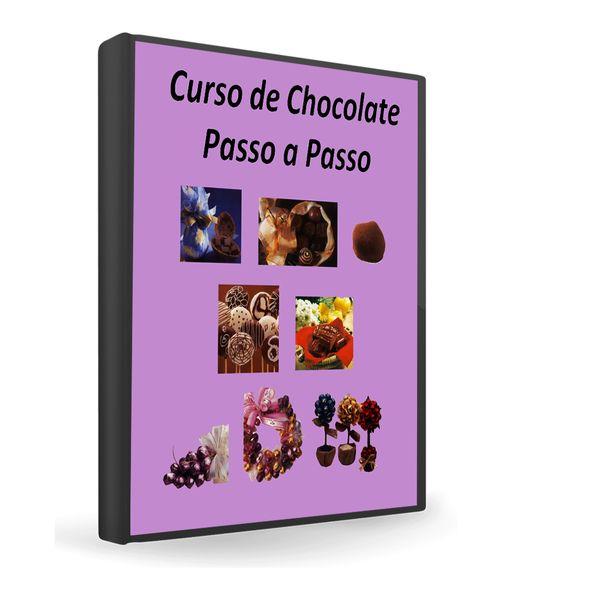 Imagem principal do produto Curso de chocolate delicioso