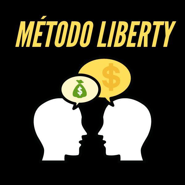 Imagem principal do produto Metodo Liberty. Guia 1 a 1 hacia la Libertad Financiera