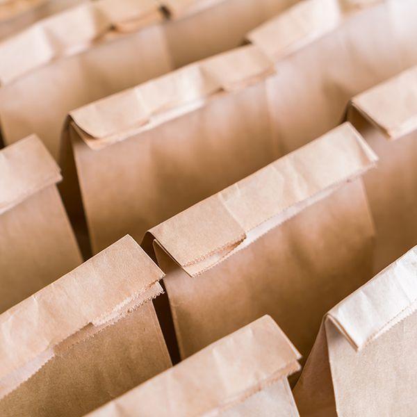 Imagem principal do produto Diseño del papel kraft mediante el reciclaje de cuadernos y libros