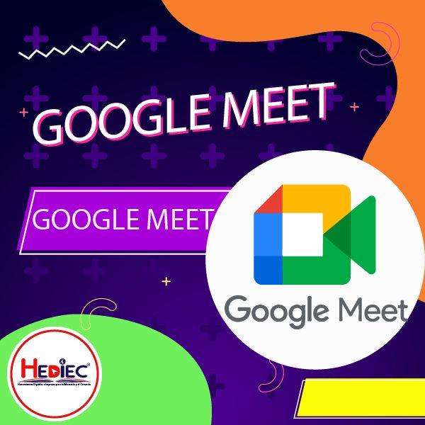 Imagem principal do produto GOOGLE MEET