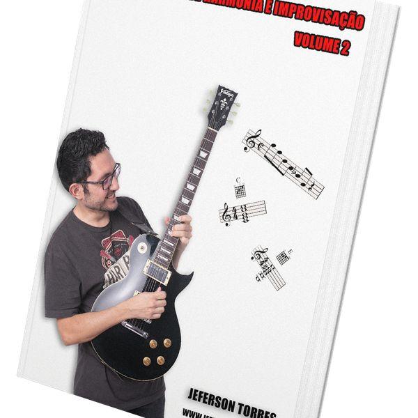Imagem principal do produto Curso Completo de Harmonia e Improvisação - Volume 2