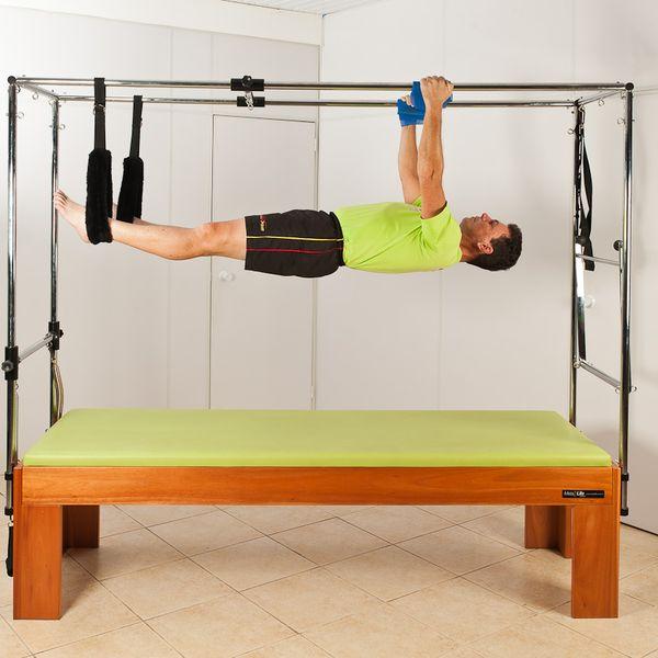 Imagem principal do produto Formação Completa em Pilates - solo, acessórios e equipamentos