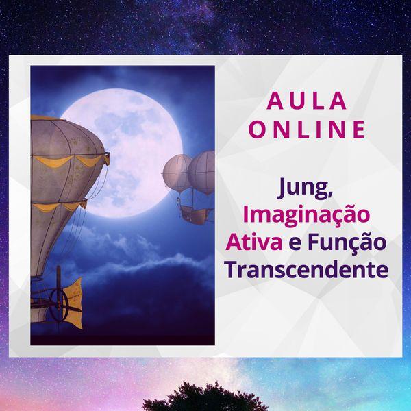 Imagem principal do produto Aula - Jung, Imaginação Ativa e Função Transcendente