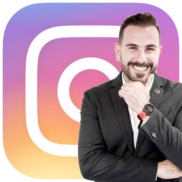 Imagem principal do produto Curso online de Instagram para enseñarte a ganar VISIBILIDAD y convertir seguidores en clientes en tu negocio inmobiliario