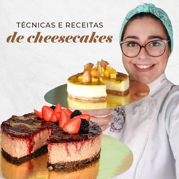 Imagem principal do produto Técnicas e receitas de Cheesecakes