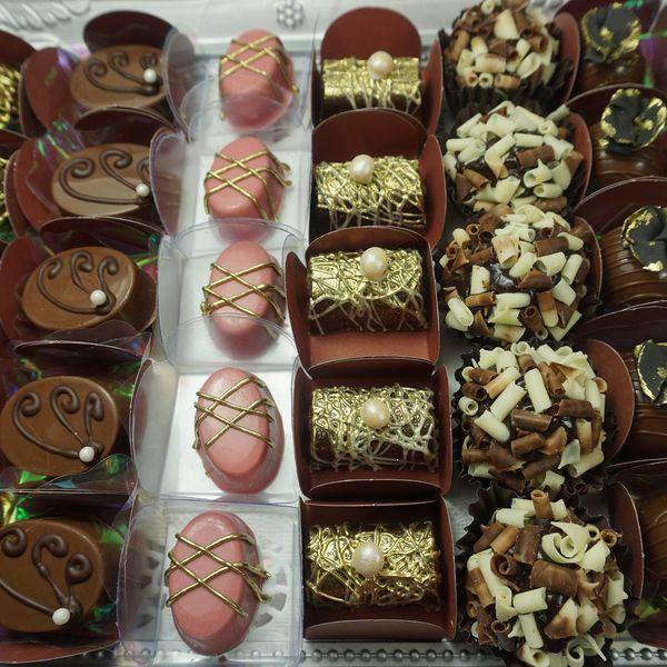 Imagem principal do produto A arte dos Doces Finos - Cozinha da Lulu