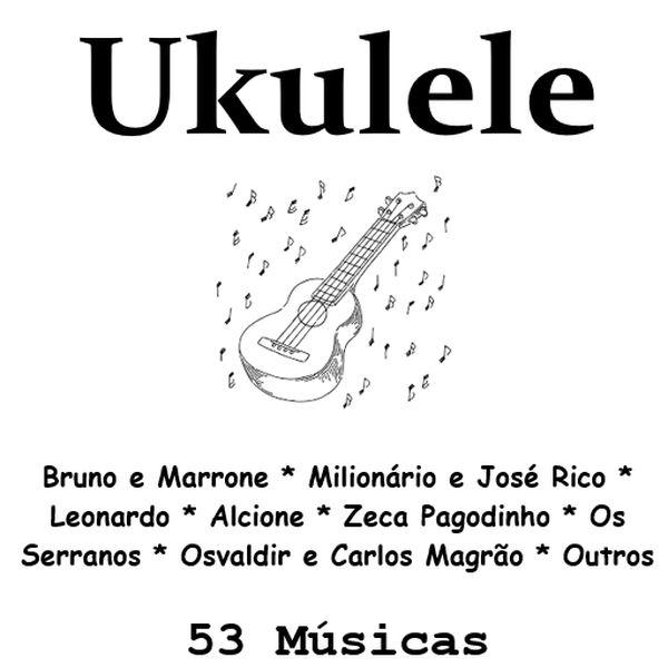 Imagem principal do produto Caderno de cifras Diversas para Ukulele