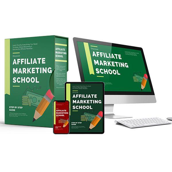 Imagem principal do produto Affiliate Marketing School