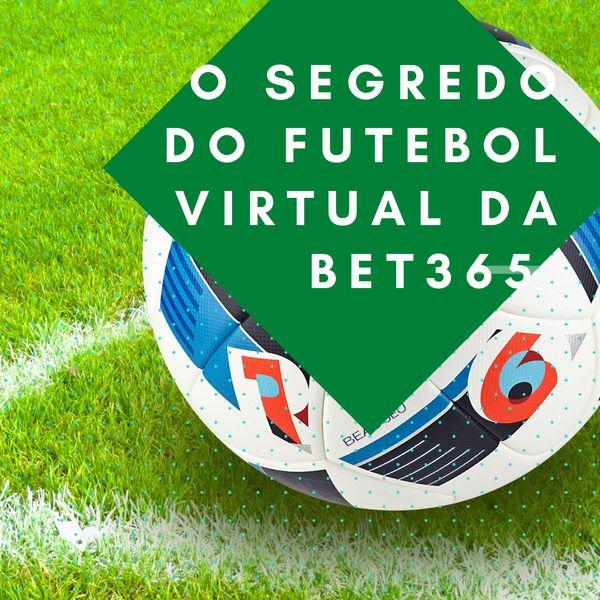 Imagem principal do produto Futebol virtual bet 365