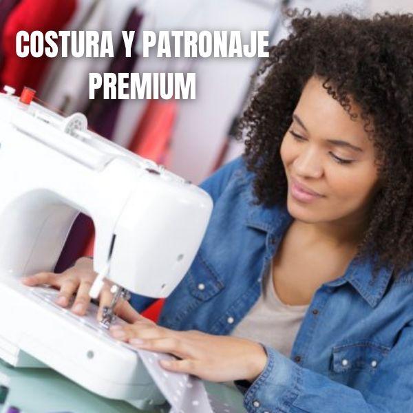 Imagem principal do produto COSTURA Y PATRONAJE PREMIUM