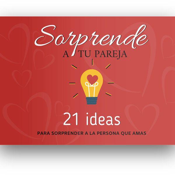 Imagem principal do produto 21 Ideas Para Sorprender a tu Pareja