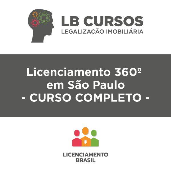 Imagem principal do produto Licenciamento e Aprovações 360º em São Paulo