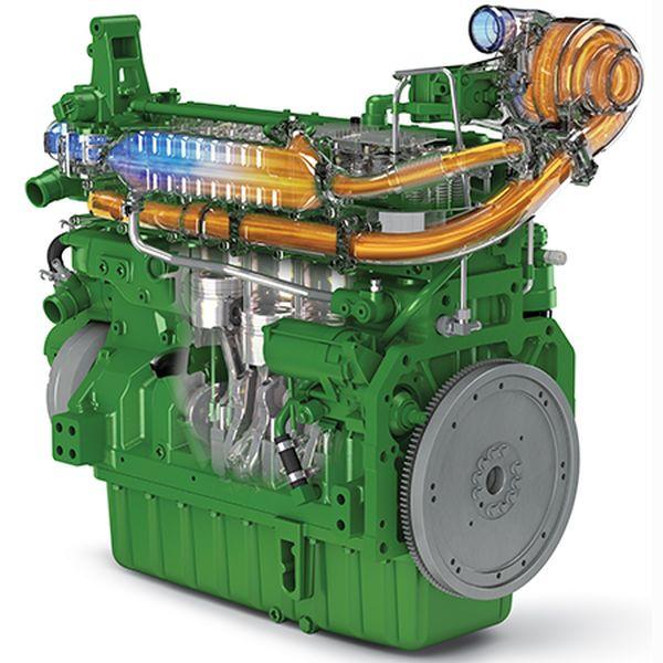 Imagem principal do produto Curso de Motores Agrícolas