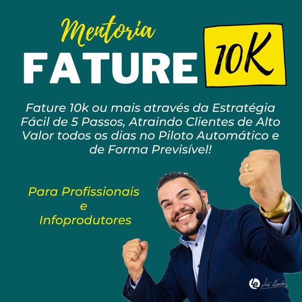 Imagem principal do produto MENTORIA FATURE 10K ou MAIS