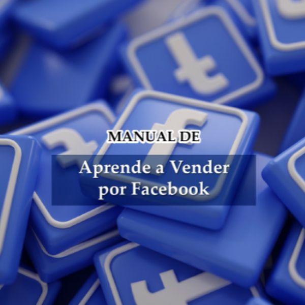 Imagem principal do produto Aprende a vender por Facebook