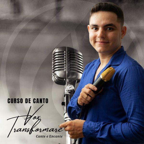 Imagem principal do produto Curso de Canto Vox Transformare