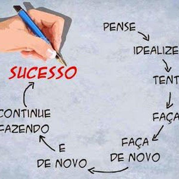 Imagem principal do produto Auto aperfeiçoamento e motivação para o sucesso