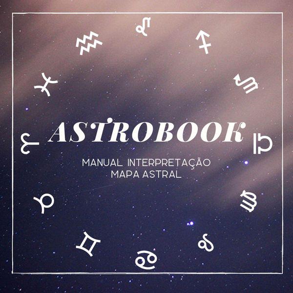 Imagem principal do produto ASTROBOOK Manual para interpretação