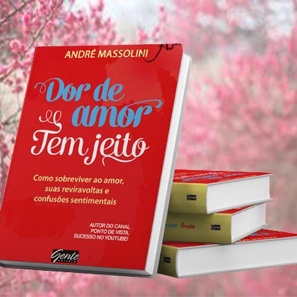 Imagem principal do produto DOR DE AMOR TEM JEITO