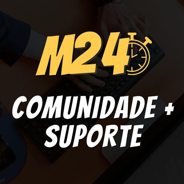 Imagem principal do produto COMUNIDADE + MENTORIA EM GRUPO M24