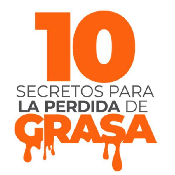Imagem principal do produto 10 SECRETOS PARA LA PERDIDA DE GRASA