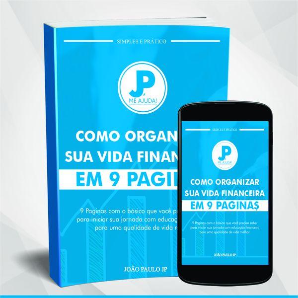 Imagem principal do produto 9 Paginas Para Organizar sua Vida Financeira