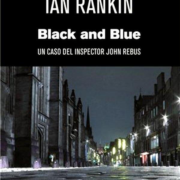Imagem principal do produto Audiolibro Black and Blue