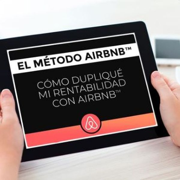 Imagem principal do produto El Método Airbnb