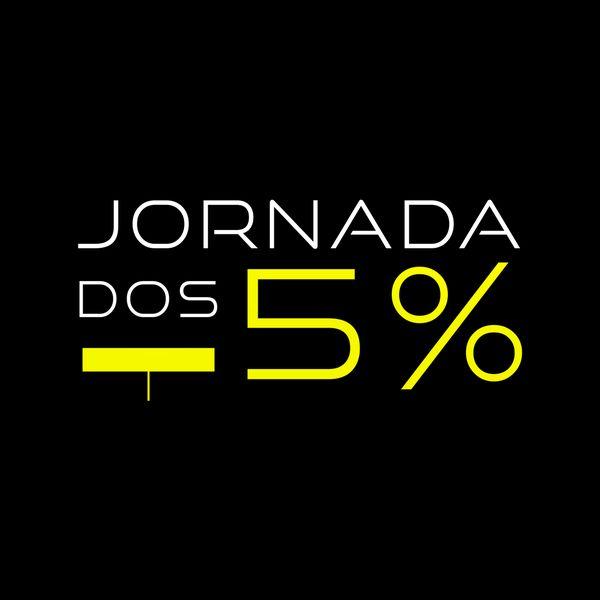 Imagem principal do produto Jornada dos 5%