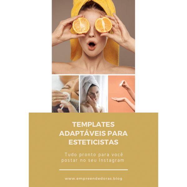 Imagem principal do produto Facilita Posts - Estética