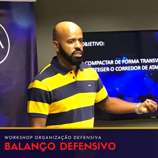 Imagem principal do produto BALANÇO DEFENSIVO