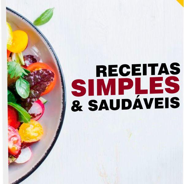 Imagem principal do produto 25 RECEITAS FIT SIMPLES E SAUDÁVEIS