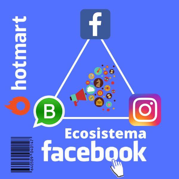 Imagem principal do produto Ecosistema Facebook