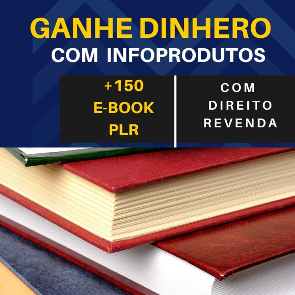 Imagem principal do produto Acervo de E-books PLR