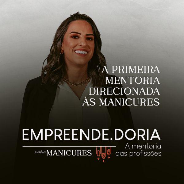 Imagem principal do produto EMPREENDE.DORIA - Edição 1: MANICURES