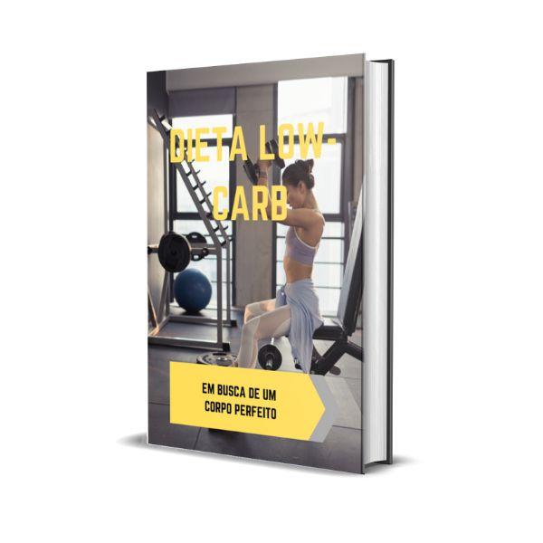 Imagem principal do produto Dieta Low-Carb