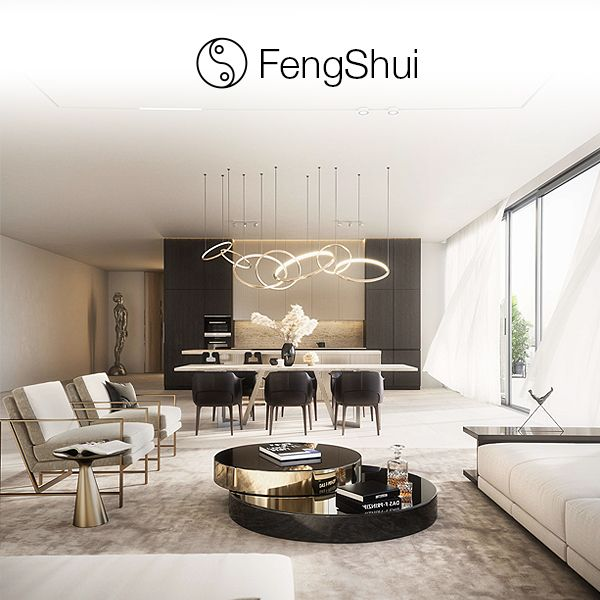 Imagem principal do produto Curso Diseño de Espacios de Arquitectura e Interiorismo Feng Shui